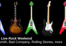 Long Live Rock Weekend