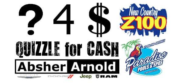 Quizzle for Cash!!