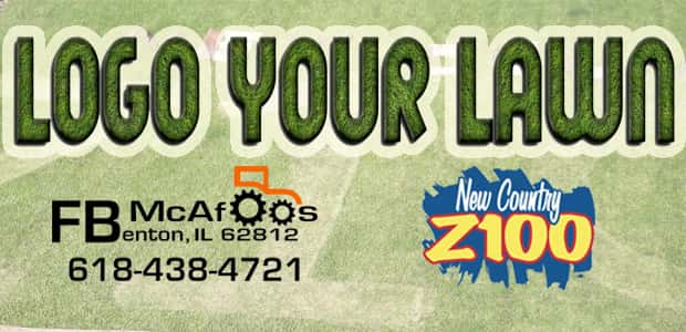 Logo Your Lawn!