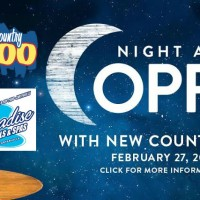 Z100 Opry Banner with Sponsor