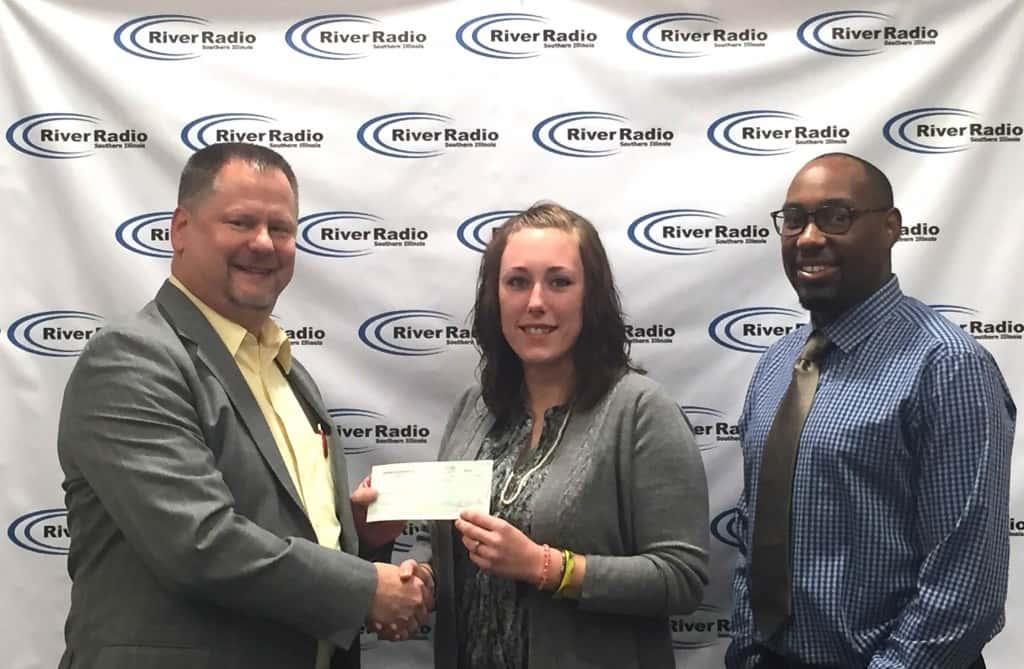 2016 River Radio Ever After Bridal Show $1,000 Bingo Winner