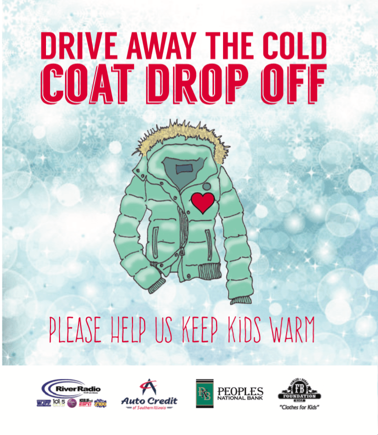 Help us drive away the cold!