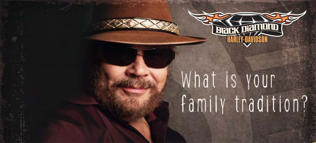 Win tickets to see Hank Williams Jr.