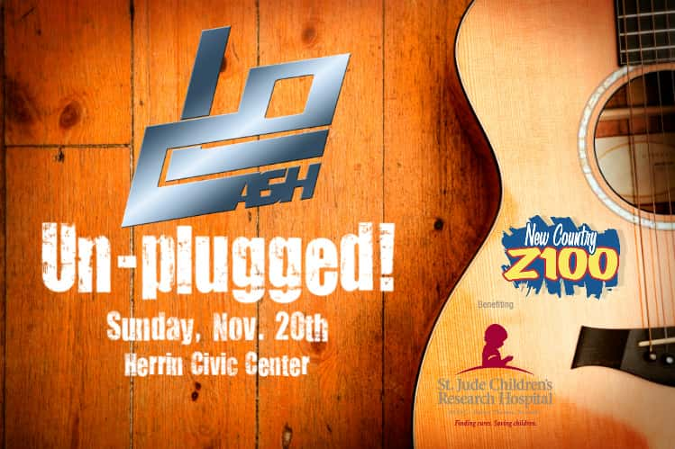 LOCASH Un-plugged for St. Jude 2016
