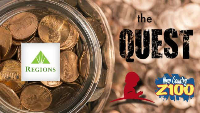 Quest for a Million Pennies 2017
