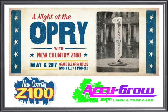 Z100 Night at the Opry 2017!