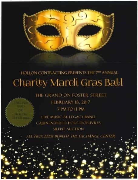 Mardi Gras Ball