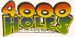 4000 Holes