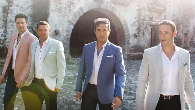 Il divo amor pasion tour 2016 106 9 more fm reno media group llc - Divo music group ...