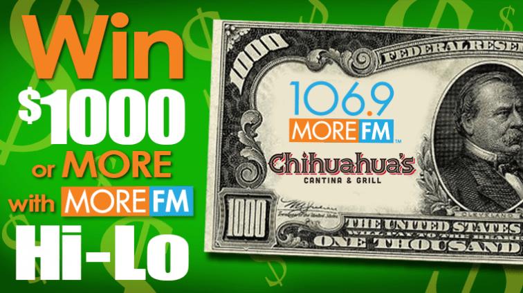 106.9 More FM | Reno Media Group, LLC | KRNO