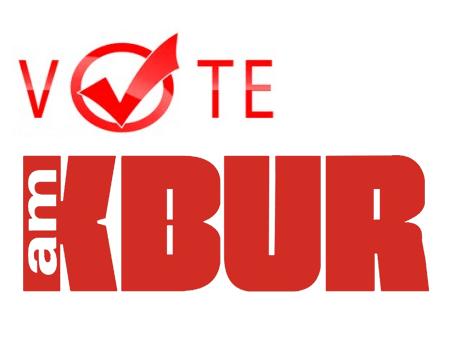 KBUR vote