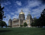 iowa capital building