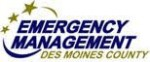 emergency management des moines county