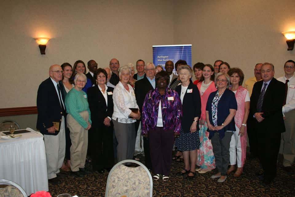 2016 Mayor's' Volunteer Awards.