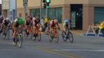 Heading toward the finish line.