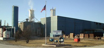 Image of Steel Castings in Keokuk.  Image from, matricmetalsllc.com