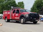 Wever Fire Truck