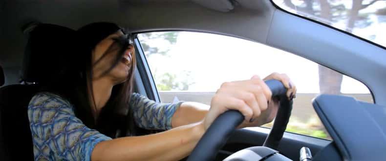 car-singing