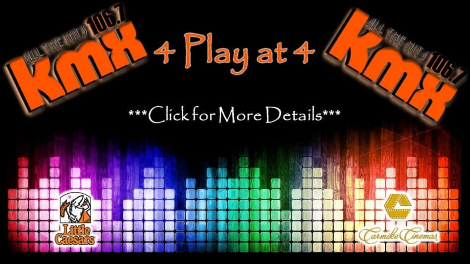 4 Play at 4 Graphic