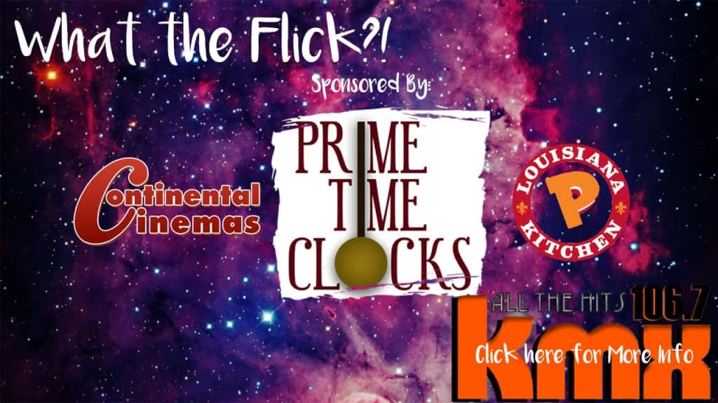 What the Flick - Sponsored - Prime Time Clocks - Website