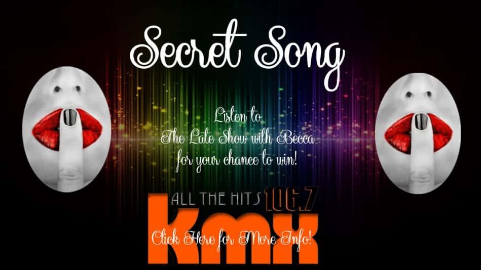 Secret Song - Temp