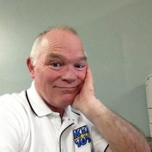 Ken Fields Selfie