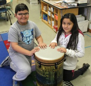 Lenihan Students Drum