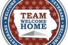 Team welcome home logo