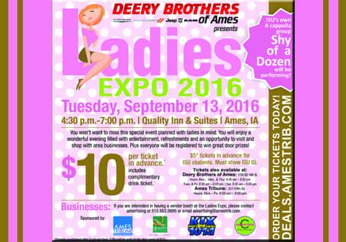 Ladies Expo 2016