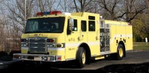 mfd fire truck