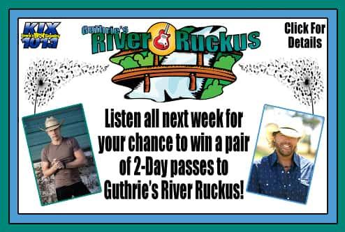 Guthrie River Ruckus 2017