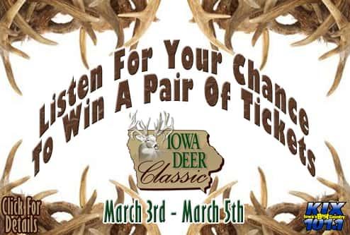 Iowa Deer Classic Contest 2017