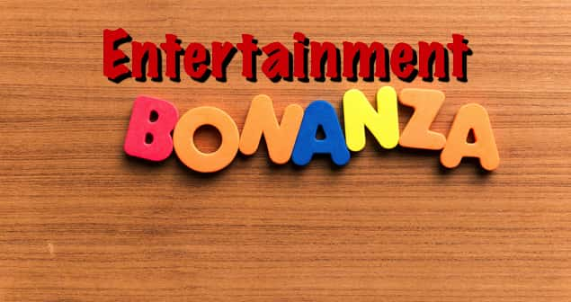 Entertainment Bonanza Slider