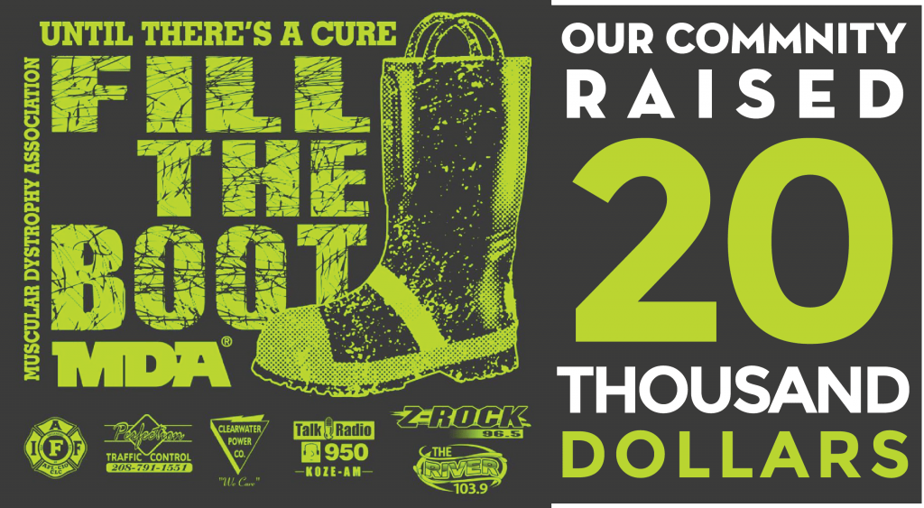 Fill the boot money raised