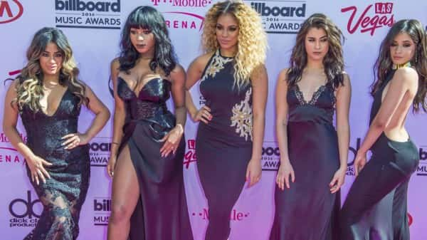 Fifth Harmony performs for the first time without Camila Cabello