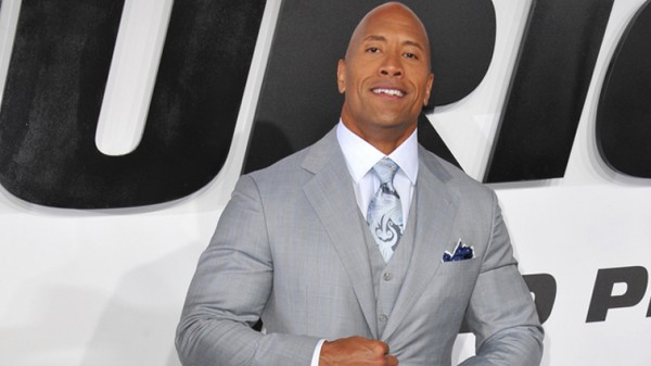 """The Rock """"salutes"""" Kevin Hart after winning speech at People's Choice Awards"""