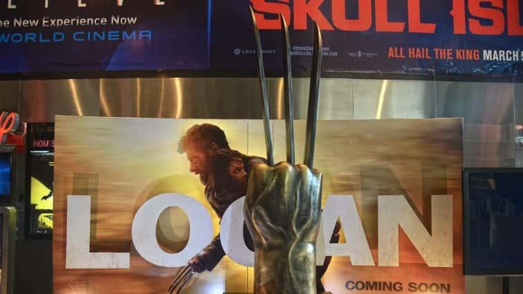 R rate 39 logan 39 hits huge at box office this weekend intertech media - Box office hits this weekend ...
