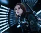 "Felicity Jones as Jyn Erso in ""Rogue One: A Star Wars Story""; Lucasfilm, 2016"