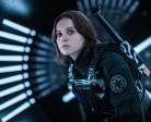 "Felicity Jones as Jyn Erso in ""Rogue One: A Star Wars Story""; Lucasfilm, 2016"
