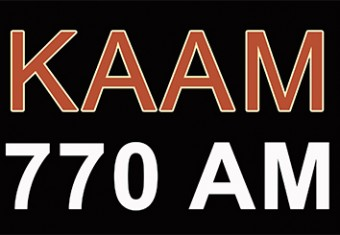 LARGE KAAM 770 AM