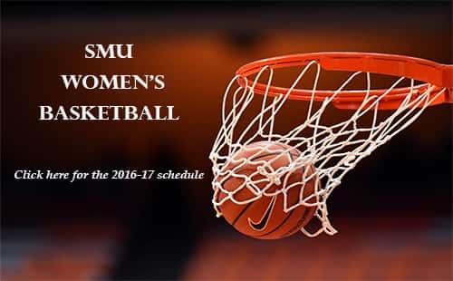 SMU Womens BBall
