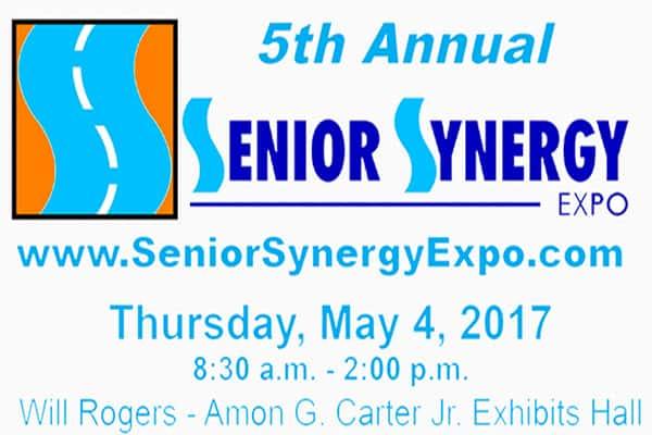 Senior Synergy Expo 2017 graphic