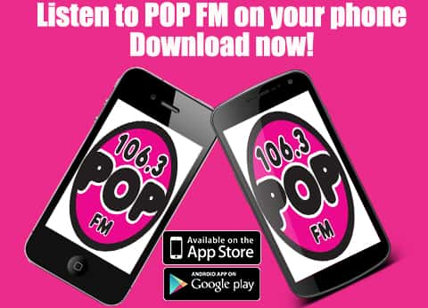 106.3 POP FM App