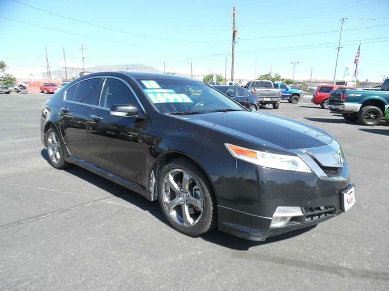 2010 Acura TL SH-AWD 4dr Sedan 5A w/Technology Package w/HPT only $16995