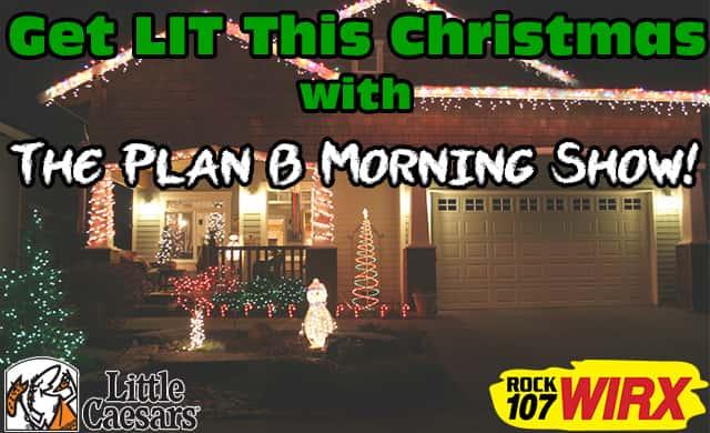 Get Lit Christmas Flipper