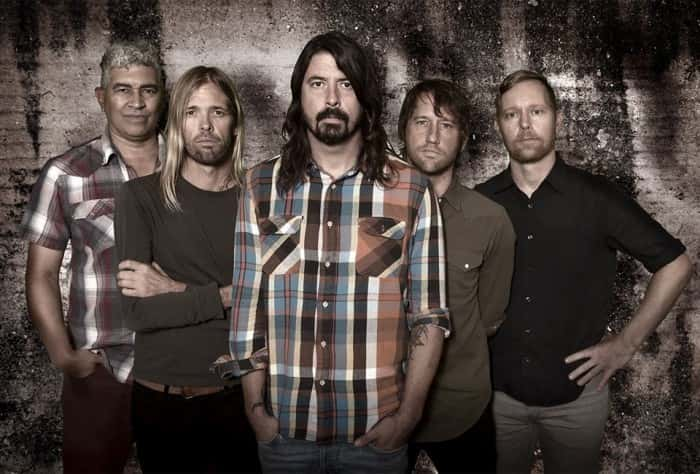 Facebook Foo Fighters
