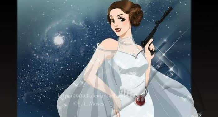 Photo Credit: J.L. Moses http://990031.deviantart.com/art/Disney-Princess-Leia-528932562