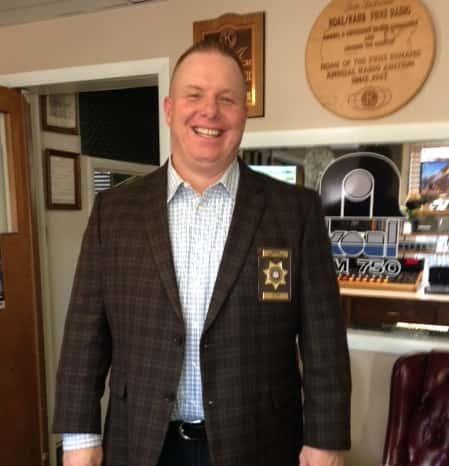 2016 Sheriff Wood