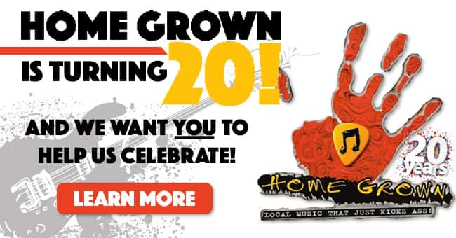 Home Grown is 20!