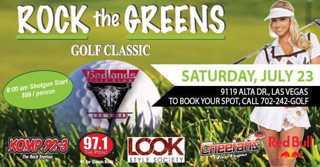 Rock the Greens
